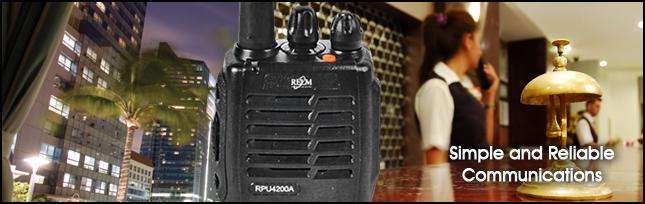 Relm RP4200 Handheld